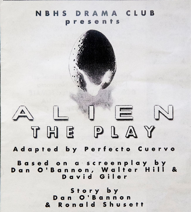 Watch Alien: The Play by NBHS