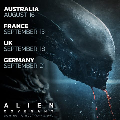 A:C Blu Ray & DVD release dates (Australia, France, Germany, UK)