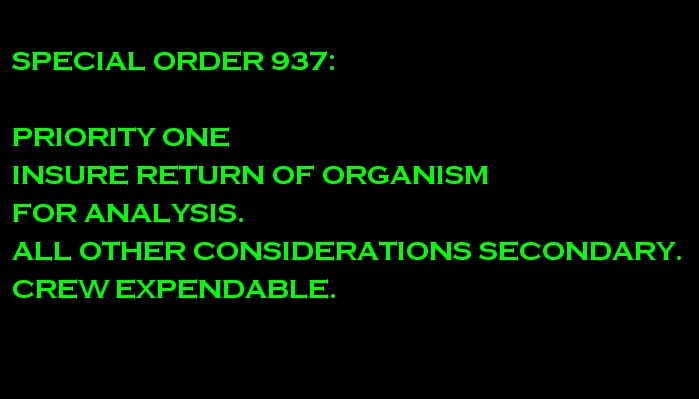 Special Order 937: End Game