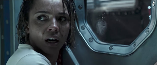 Alien: Containment reflection- Coincidence, Homage, Coincidental Homage?