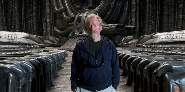 Ridley Scott and his dilemma in the Alien universe