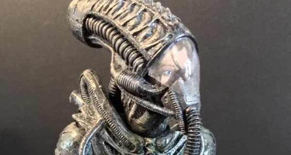 Alien 5 Concept Art Inspired Ripley/Alien Suit Customized Figure!