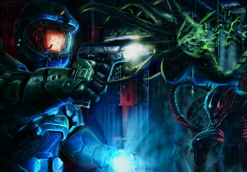Lock and Load:  The Mil-Perspective of Alien