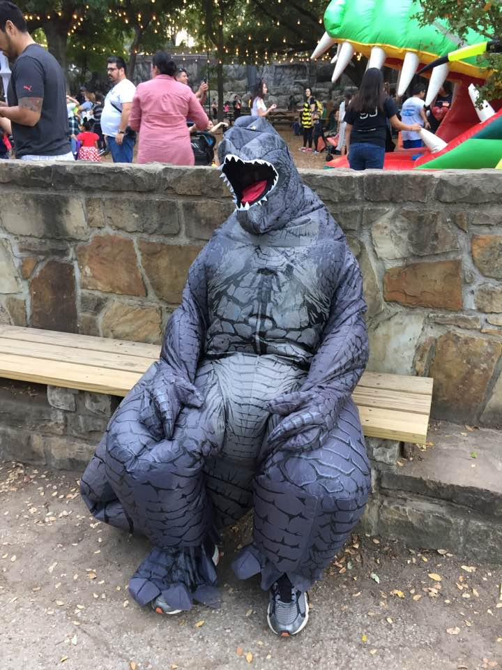 Confessions of a Godzilla Fan