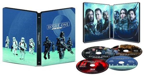 PSA: Rogue One Best Buy Exclusive SteelBook is sold out