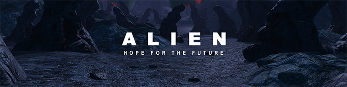 ALIEN: HOPE FOR THE FUTURE (FANGAME)