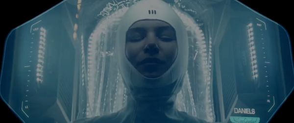 Could Awakening Be The First Male Led Alien Film?