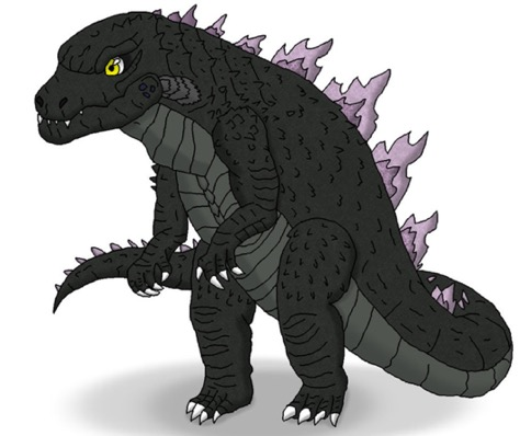 How to include Godzilla's son into the monsterverse