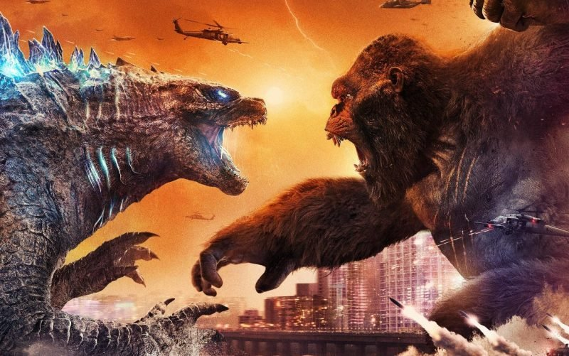 What do you think the runtime for Godzilla Vs. Kong will be?