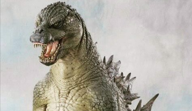 Stan Winston's Godzilla concept for a film that never got made