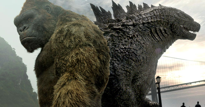 Who do I prefer? Godzilla or Kong?