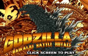 Goodbye Godzilla Daikaiju Battle Royale...