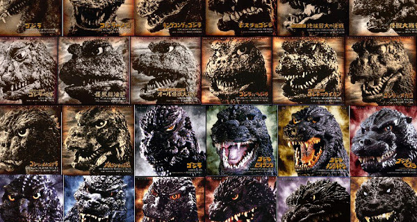 Your Favorite Godzilla Movie by Decade