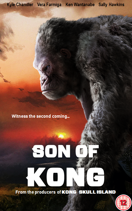 Son of Kong Fan-Poster