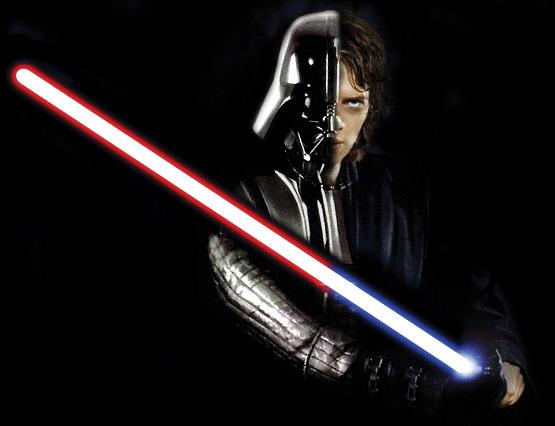 Anakin vs Vader: Who is the Prime?