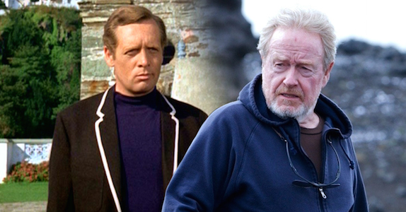 Ridley Scott in Talks to Direct a Big Screen Version of Cult 60's Series The Prisoner!