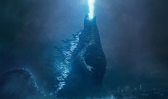 Godzilla 2 first look image makes a great poster!