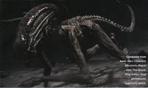 Is it really a Xenomorph?