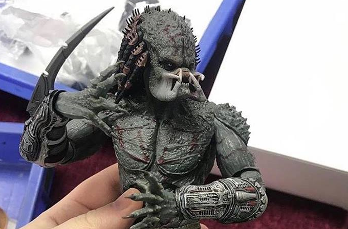NECA assassin predator