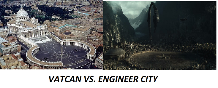Vatican Church vs. Engineer City