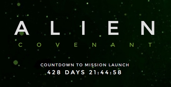 Alien: Covenant Trailer Release Date Potentially Decoded!