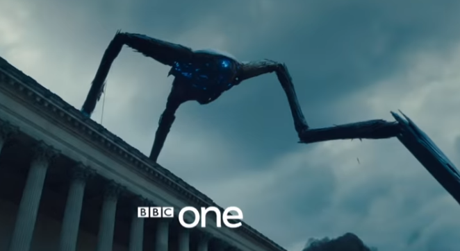 The War of the worlds BBC trailer