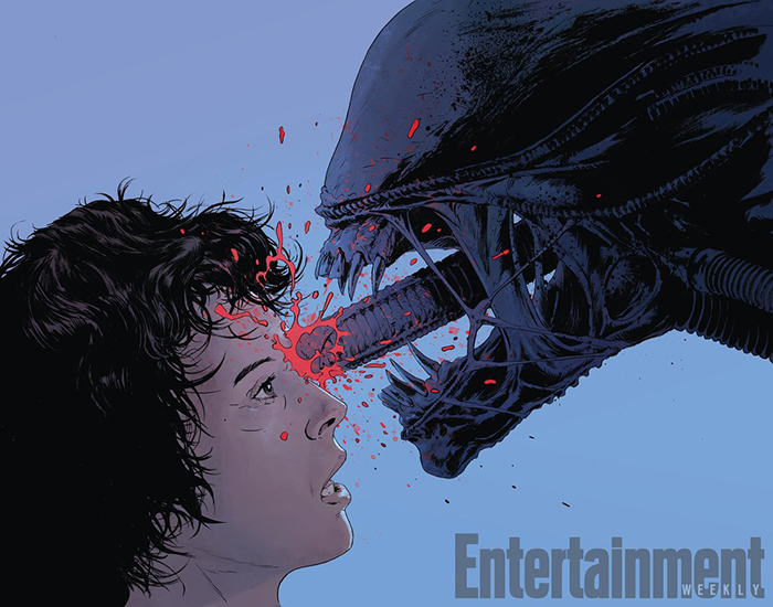 Ridley would have killed Ripley if given the chance.