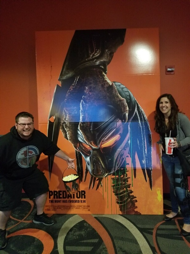Predator- Box Office support and Succinct Review
