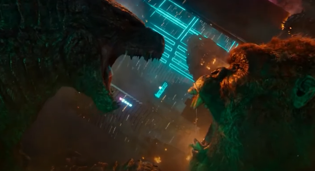 Godzilla Vs. Kong gets some new tv spots!