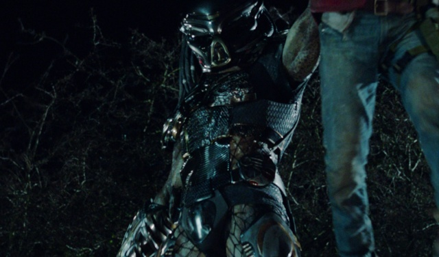 Welcome to the NEWLY UPDATED Predator movie forums!