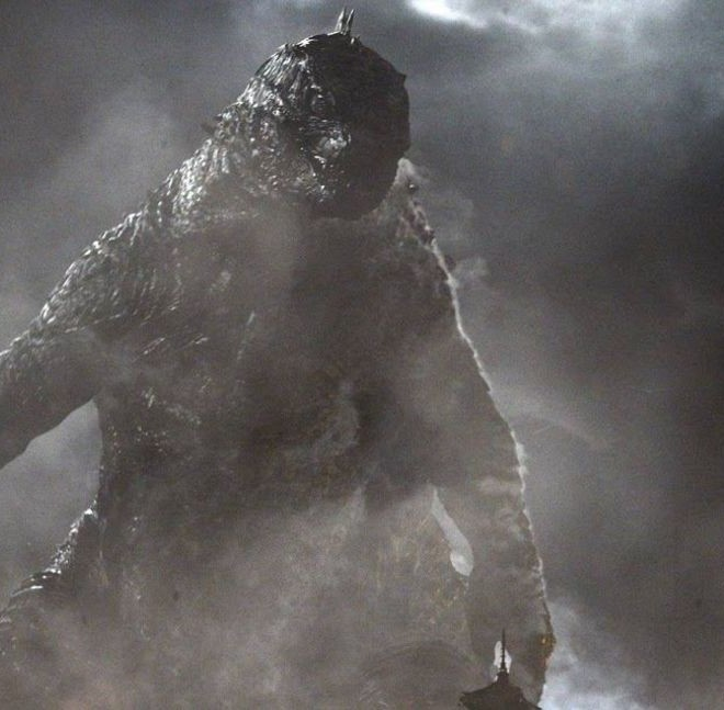 The change of Legendary Godzilla after Godzilla(2014) in Godzilla KOTM