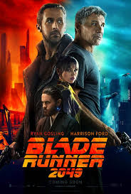 What was your favourite scene in Blade Runner 2049 and why?
