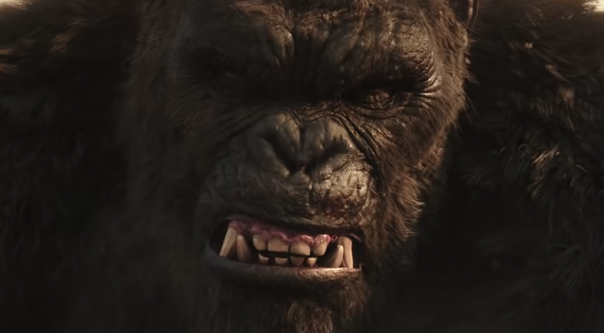 Why Kong will triumph.