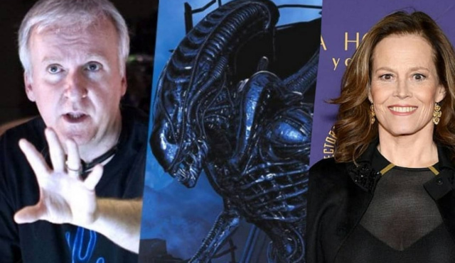 RUMOR: James Cameron working on prequel to ALIENS?