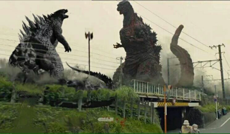 Godzilla 2014 vs. Godzilla Resurgence official debate thread
