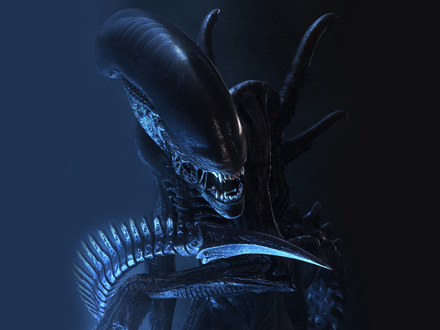 Will the aliens in Alien: Covenant be like the