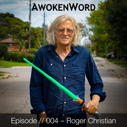 Podcast w creator of the LIGHTSABER & Designer of C3PO, R2D2!