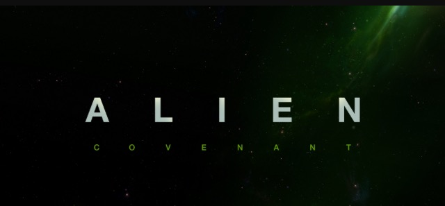 Fox gives exclusive looks at upcoming films: Alien Covenant among them.