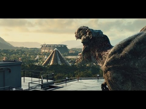 Will Jurassic World 2 be about Dinosaurs retaking the Earth?
