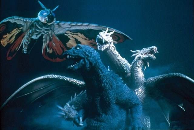Happy 18 Years to Godzilla, Mothra, King Ghidorah: Giant Monsters All-Out Attack!