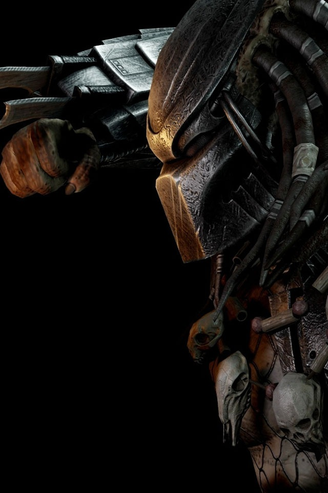 Let's start a petition to remove The Predator from canon