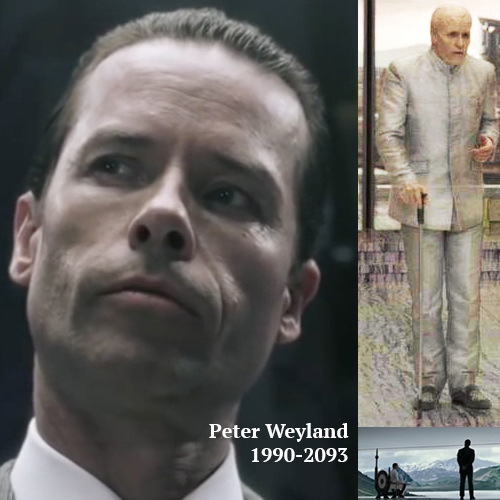 Happy Birthday Peter Weyland