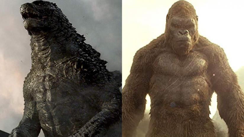 Tough to blame Godzilla or Kong for wanting nothing to do with humanity.