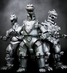 Mechagodzilla city