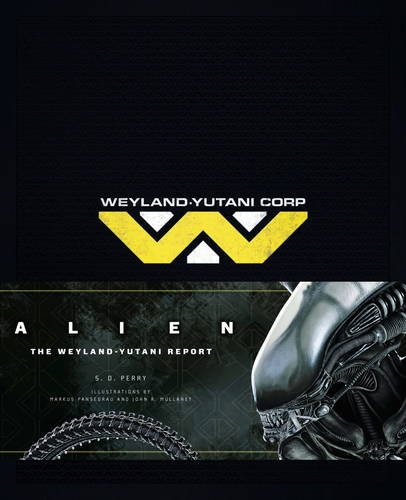 Information and Updates for ALIEN: The Weyland-Yutani Report!