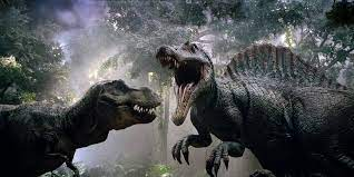 What if Spinosaurus did NOT Battle the T-rex?