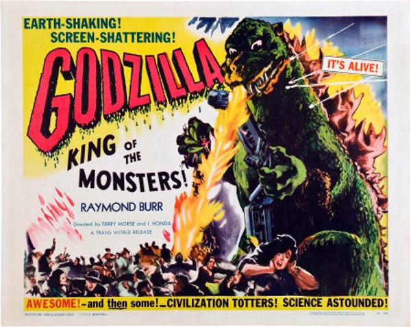 Thoughts on Godzilla: King of The Monsters (1956)