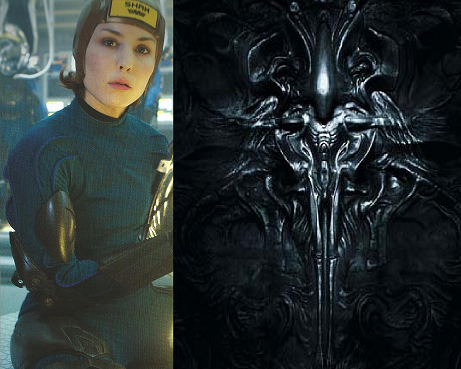My theory on the fate of Shaw and Google Blackout on Alien Covenant info.