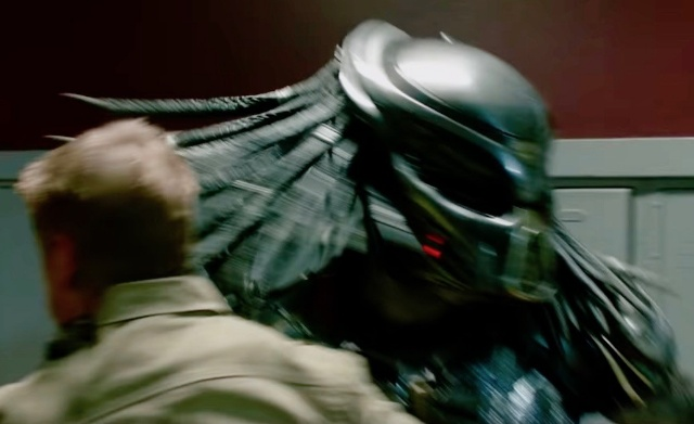 Predator 4 trailer fan re-cut adds original Predator SFX