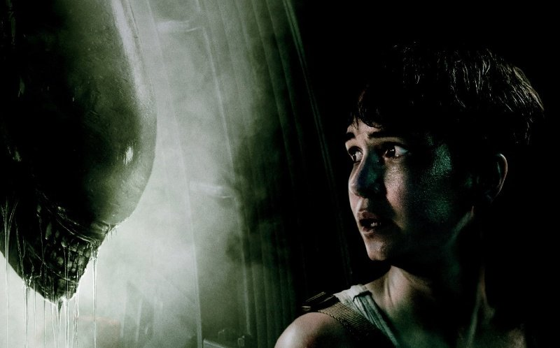 Artwork for Alien: Covenant blu-ray